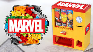 candy legos where to buy lego marvel candy sticks candy machine