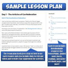 constitution kids discover lesson plan on the for elementary
