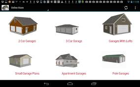 Garage Plans Online 24 X 24 Garage Plans Blueprint Android Apps On Google Play