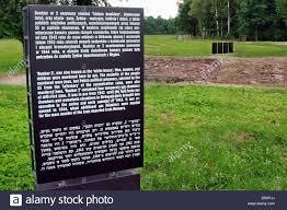 marble headstones genocide memorial in auschwitz birkenau black marble headstones