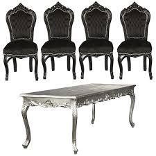 Esszimmer Komplett Antik Esstische Aus Massivholz Dansk Design Massivholzmöbel Tisch Mit