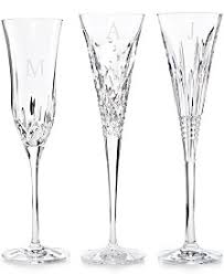 waterford chagne flutes shop toasting flutes macy s