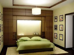 Green Color Schemes For Bedrooms - wall colour combination with green colour schemes decorating with