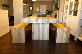 make a dining room table from reclaimed wood diy reclaimed wood dining room table diyideacenter com