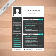 Resume Templates Design Resume Template Design Graphic Resume Template Design 15 Creative