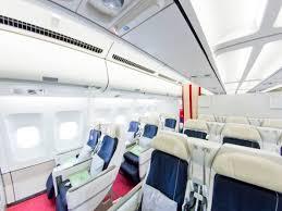 siege premium air classe prémium économique et services air madagascar