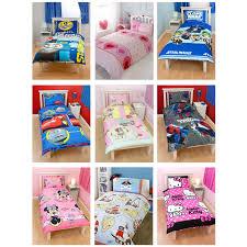 Childrens Single Duvet Covers Kids Disney Bedroom Sets Walmart Com Rollback Minnie Mouse 4 Pack