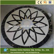 flower design marble floor medallion buy flower marble floor