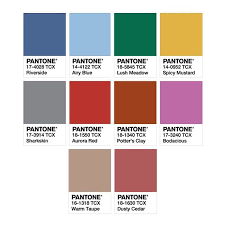palette pantone pantone palette 2016 opticianado