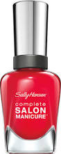sally hansen complete salon manicure nail polish reviews