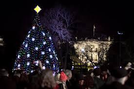national tree lighting ceremony new ge sugar plum led holiday lights unveiled on national christmas