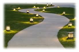 How To Design Landscape Lighting Brothers Landscaping Outdoor Landscape Lighting Packages