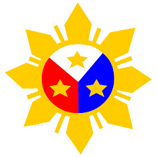 Flag Yellow Sun Sun Clipart Philippine Pencil And In Color Sun Clipart Philippine