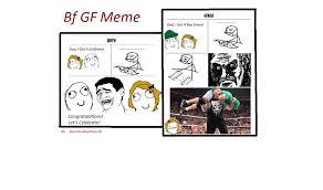 Boyfriend Girlfriend Memes - bf gf meme by sonicshadowsilver28 on deviantart