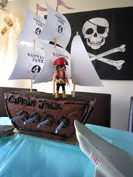 notable nest pirate birthday party