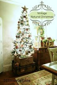 natural winter deluxe christmas tree decorating kit christmas