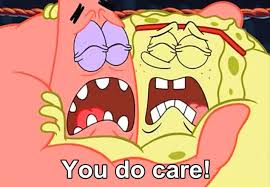 27 signs you and your bff might actually be spongebob and patrick