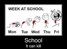 Funny Memes About School - a week at school autocorrect fail lol at funny memes and gags