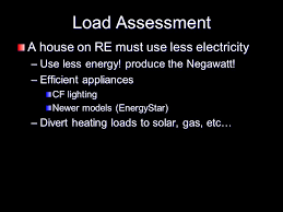 how much is a light bill hydro load assessment how do you know how much energy you need