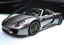 porsche 918 spyder history of model photo gallery and list of
