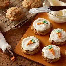 carrot cake cookies recipe land o u0027lakes