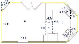 how do you figure square footage of a house how to find square footage