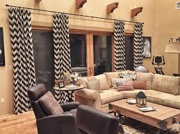 contemporary custom curtains and window treatments archives