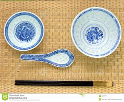 Table Setting by Traditional Chinese Table Setting Stock Photography Image 647912
