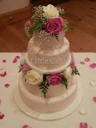 the little cake tin mini victoria sponge wedding cakes
