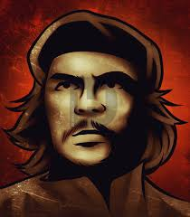 Che Guevara Flag How To Draw Che Guevara Che Guevara Step By Step Drawing Guide