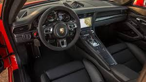 porsche 911 inside 2017 porsche 911 turbo and turbo s review with horsepower price