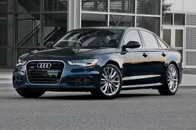 audi a6 review 2013 audi a6 car review autotrader