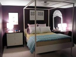 Dark Purple Bedroom Walls - purple bedroom interiors