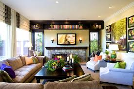 bedroom glamorous modern traditional home family room robeson
