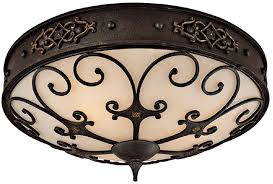 Rustic Ceiling Light Fixture Capital Lighting 2287ri River Crest Traditional Rustic Iron
