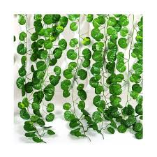 Flower Home Decoration by 12 X 7 22ft Artificial Ivy Vine Leaf Fake Foliage Flowers Home