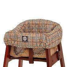 Bye Bye Baby High Chairs Balboa Baby High Chair Cover Black White Tea Leaf Mfrid