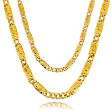 aliexpress buy nyuk gold rings bling gem nyuk jesus pattern necklaces pendants gold 75cm link chains