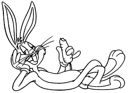 bugs bunny looney tunes characters looney tunes show coloring
