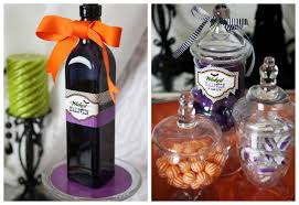wine bottle halloween a wicked witch inspired halloween party hoopla events krista o