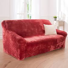 housses de canap et fauteuils housse de canape avec accoudoir en bois des idées pour le style de
