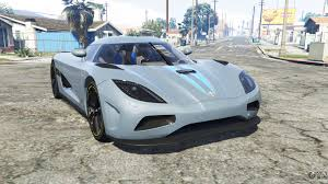 custom koenigsegg koenigsegg agera n 2011 replace for gta 5