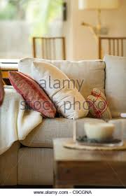 Throws And Cushions For Sofas Throw Cushions Stock Photos U0026 Throw Cushions Stock Images Alamy