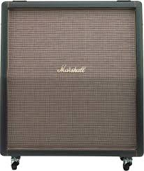 marshall 2x12 vertical slant guitar cabinet marshall 1960tv 100 watt 4x12 angled extension cabinet sweetwater