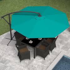 Cantilever Umbrella Toronto by Buy Patio Umbrellas U0026 Sun Shades Online Walmart Canada