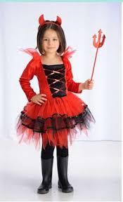 Halloween Costume Devil Childrens Devil Fancy Dress Costume Devil Satan Halloween