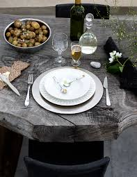 table setting western style midsummer tablesetting by daniella witte vintage pinterest