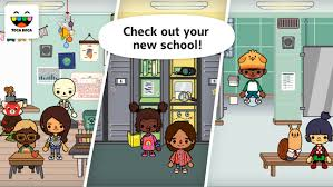 toca boca hair salon me apk app toca school apk for windows phone android and apps