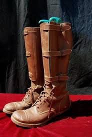 men s tall motorcycle riding boots vintage leather riding boots mens us army cavalry wwii army original