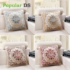 Hot SaleLuxury European Style Embroidered Pillow Bolster Pillow - Sofa bolster cushions
